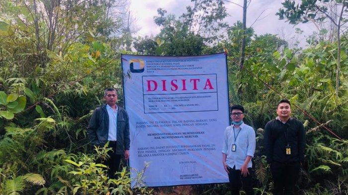 Kantor Wilayah Direktorat Jenderal Pajak Kalimantan Timur dan Utara (Kanwil DJP Kaltimtara) bersama 10 Kantor Pelayanan Pajak (KPP) melakukan tindakan penyitaan terhadap sejumlah wajib pajak.