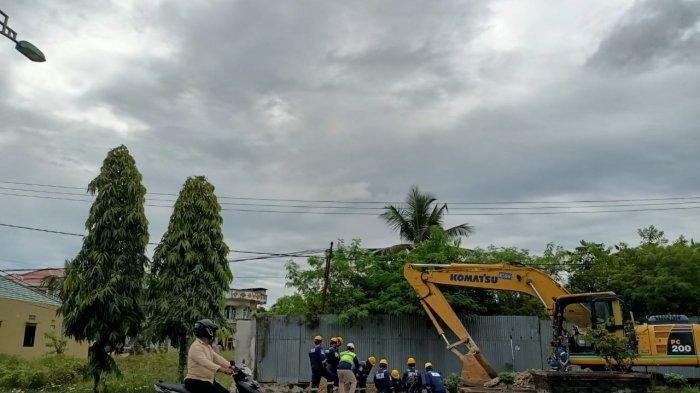 Puluhan Ribu Pelanggan PGN Tarakan, Aliran Gasnya Terhenti, Akibat Pipa Gas PT Medco E&P Bocor