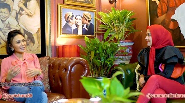 Klarifikasi Venna Melinda soal Yuni Shara yang Ramai Disebut Temani Anak Nonton Film Dewasa