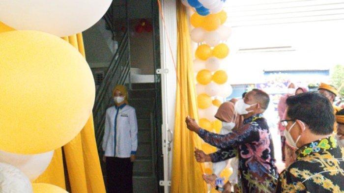 Bersamaan Perayaan Hari Jadi Ke 231 Tanjung Selor, BPR Bank Bulungan Ganti Nama dan Gedung Baru