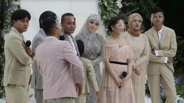 Pernikahan Sule Bersamaan Dengan Hari Ulang Tahunnya