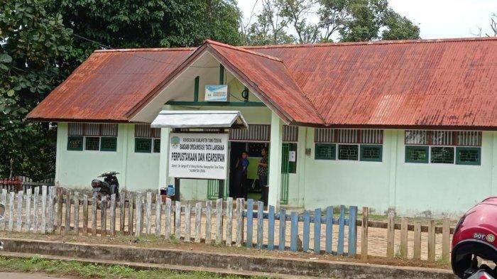 Perpustakaan di Kabupaten Tana Tidung