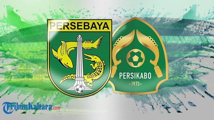 Live Streaming Persebaya vs Persikabo di Liga 1, Pemain Asing Bajul Ijo Starter, Tayang di Indosiar