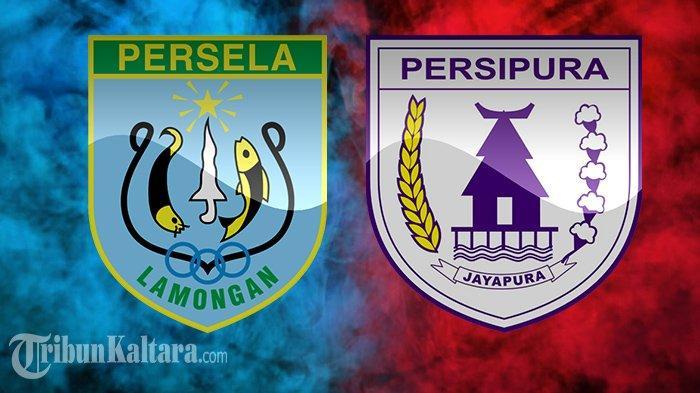 Jadwal Live Streaming Persela vs Persipura di Liga 1, Duo Brasil jadi Ancaman Mutiara Hitam