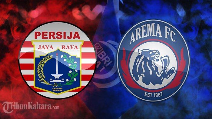 Adu Taktik Pelatih Eropa di Laga Persija vs Arema FC, Sempat Merana di Pekan Awal Liga 1