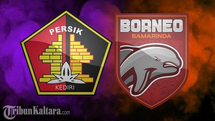 Jadwal Live Streaming Persik vs Borneo FC di Liga 1, Nyali Macan Putih tak Ciut Hadapi Pesut Etam