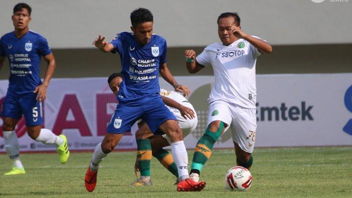 Hasil Piala Menpora 2021, PSIS Semarang Beri Kado Indah untuk Panser Biru, Tundukkan Persikabo