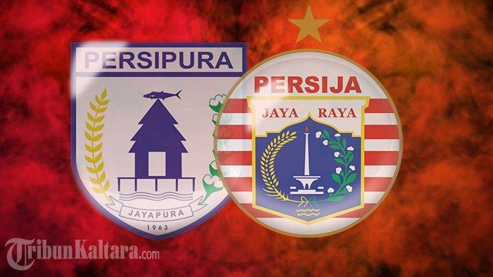 Persipura vs Persija. (TribunKaltara.com)