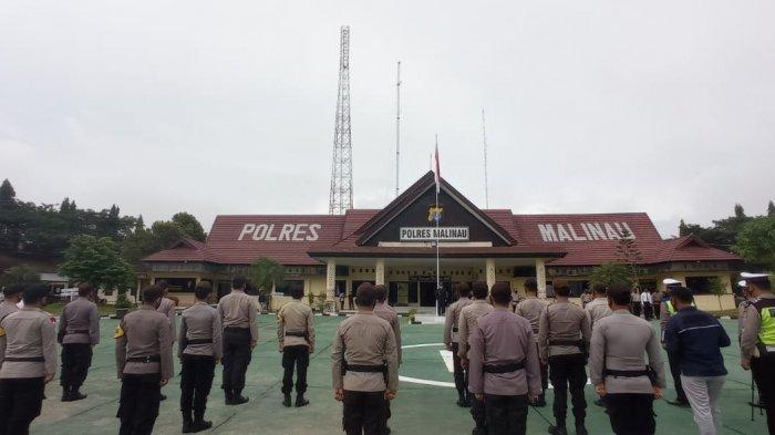 Operasi Lilin Kayan 2020, Jelang Malam Tahun Baru Polres Malinau akan Razia Miras dan Kembang Api