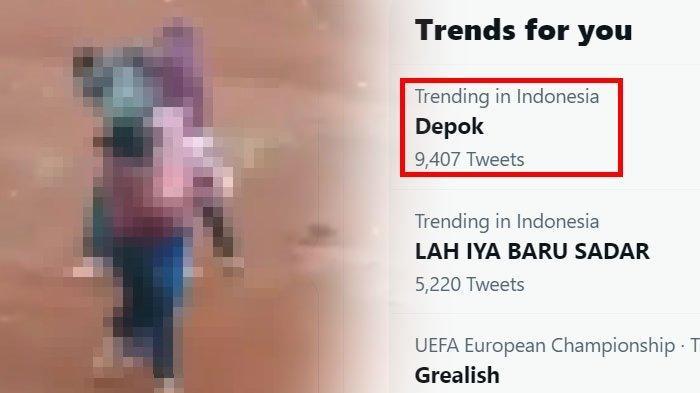 Depok Viral di Twitter, Buntut Pertengkaran Dua Kelompok Cewek di Lapangan, Polisi tak Tinggal Diam