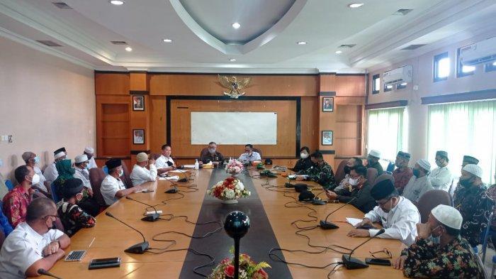 Resmi Dilarang, Tradisi Kunjungan Open House OPD oleh Bupati dan FKPD Malinau Tahun ini Ditiadakan