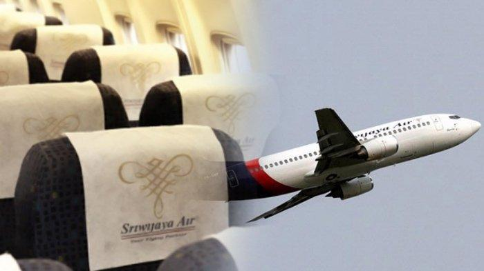 Beredar Rekaman Suasana di Dalam Pesawat Sriwijaya Air SJ 182 Sebelum Lenyap dari Kontak dan Jatuh
