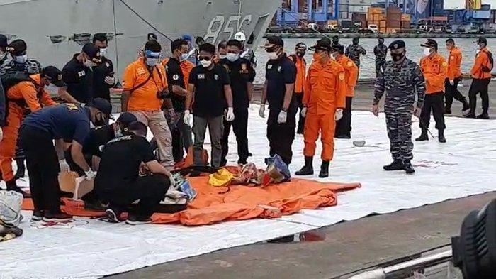 Terkuak Fakta Jatuhnya Pesawat Sriwijaya Air SJ 182, Tidak Meledak di Udara, KNKT Beberkan Temuan