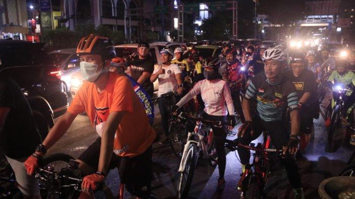 Bersepeda Ramai Disukai Masyarakat, Walikota Samarinda Andi Harun Bakal Tambah Jalur Sepeda
