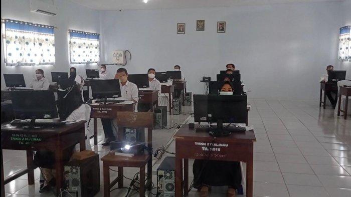 Tiga Peserta Seleksi PPPK Guru Malinau Tak Hadir, Dua Diantarnya Positif Covid-19, Dijadwalkan Ulang