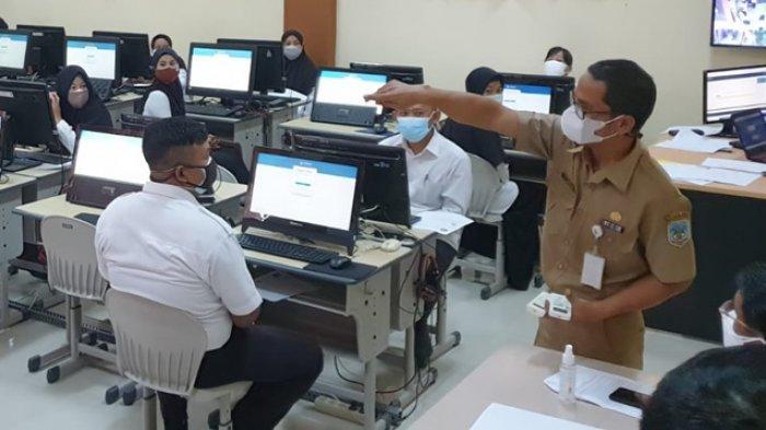 Disdikbud Kaltara Pastikan Lokasi Pelaksanaan Ujian Seleksi PPPK Guru Berikutnya tak Berubah