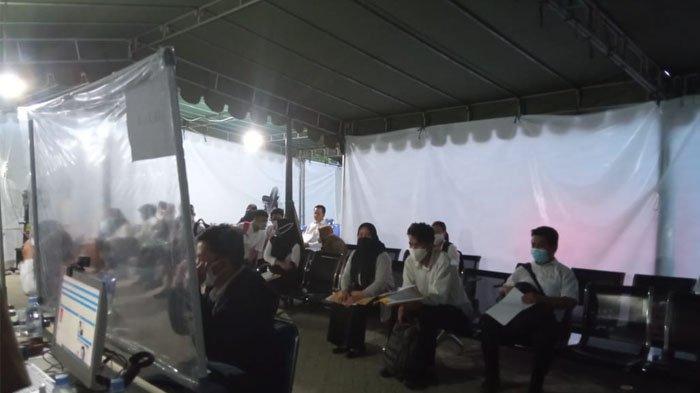 Gara-gara Ada Gangguan Jaringan Internet, Pelaksanaan SKD CPNS Kaltara Sempat Terlambat 8 Jam
