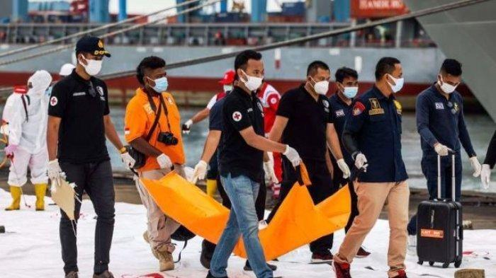 DVI Polri Resmi Hentikan Identifikasi Korban Sriwijaya Air, Ini Daftar 59 Nama yang Sudah Dikenali