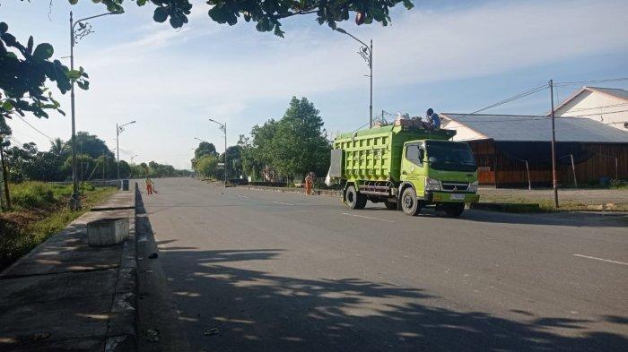 Selama Ramadan 2021, Volume Sampah Meningkat di Malinau Kota, Lebih dari 14 Ton Sehari