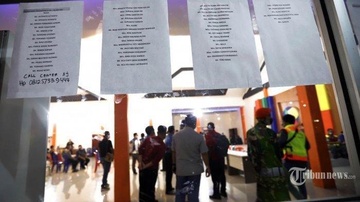 Sisakan 4 Korban Sriwijaya Air Belum Teridentifikasi, Termasuk Bayi Berusia 7 Bulan, DVI Belum Stop!