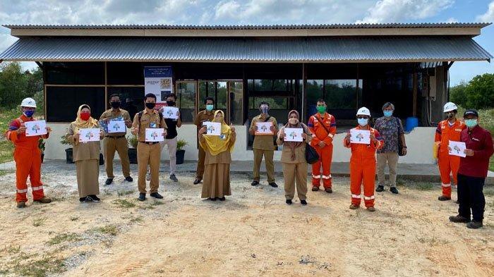 Pertamina Hulu Indonesia dan PHKT terus melaksanakan program CSR membantu pemberdayaan masyarakat sekitar daerah ekplorasi dan kerja perusahaan.