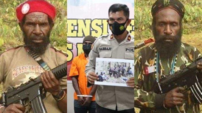 Sosok Penebar Teror Kelompok Teroris Papua Ditangkap, Polisi Tawarkan Keringanan Hukum, Asalkan ini