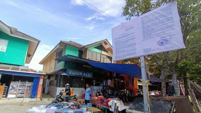 Soal HGB, Pemilik Ruko Pasar THM  Tarakan Siap Terima Putusan PTUN Samarinda