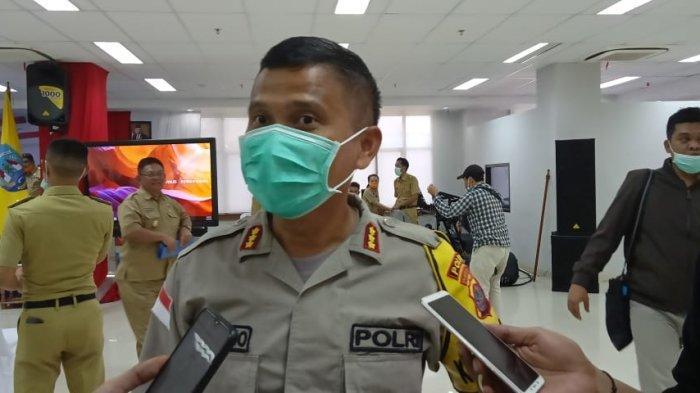 Terduga Teroris Bersenjata Ditembak di Mabes Polri, Polda Kaltara Langsung Ketatkan Pengamanan