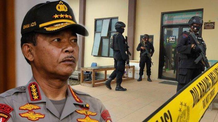Anak Buah Idham Azis Tembak Mati 2 Teroris di Makassar, Sosok Ini Sebut Rutin Latihan Menembak