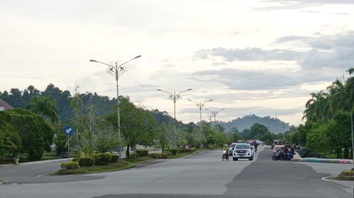 Operasi Patuh Kayan 2021, Polisi Sasar Titik Rawan Lakalantas & Lokasi Prokes di Kabupaten Malinau