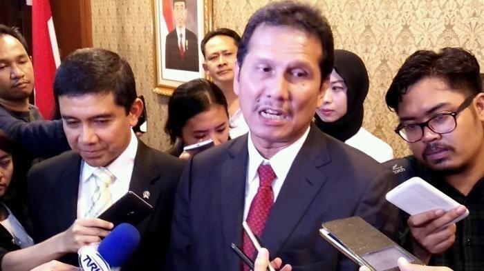 Profil Asman Abnur, Politikus PAN yang Disebut-sebut Berpeluang Jadi Menteri Jokowi