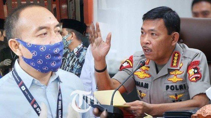Politisi Demokrat Sebut Pengganti Idham Azis Tak Mungkin Dipaketkan dengan Wakapolri, Kok Bisa?