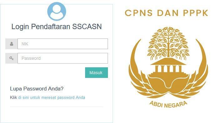 Kabar Baik CPNS Kaltara, Portal SSCASN sudah Bisa Digunakan, Segera Daftar CPNS dan PPPK