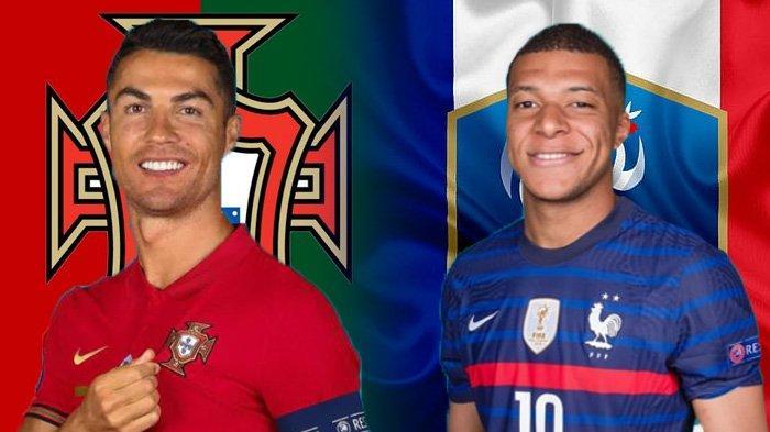 Head to Head Portugal vs Prancis Jelang Duel Euro 2020, Cristiano Ronaldo dkk Gigit Jari