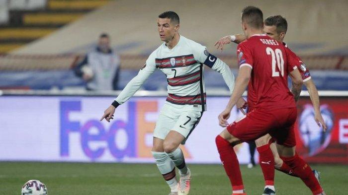 Hasil Kualifikasi Piala Dunia 2022 – Ronaldo Mandul Portugal Gagal Menang, Belanda Tekuk Latvia 2-0