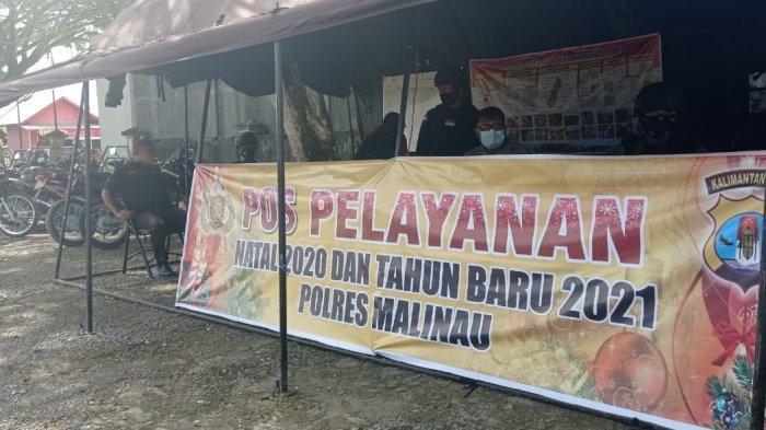 Operasi Lilin Kayan 2020, Jumlah Pemudik Hingga Hari Natal di Malinau Capai 1.417 Orang