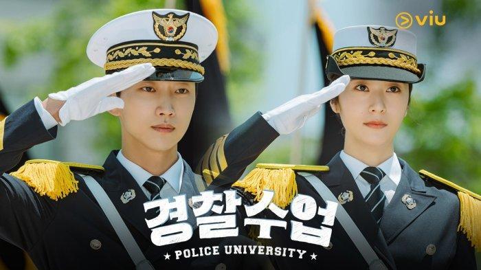 Link Nonton Gratis Drakor Police University Episode 10 Selasa Malam Ini, Streaming di VIU