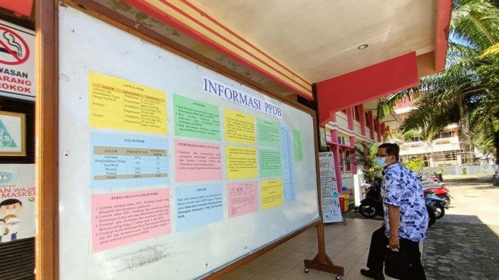 Disdikbud Tarakan Siapkan 4 Jalur Zonasi PPDB Tingkat SMP, Berikut Daftar 14 Sekolahnya