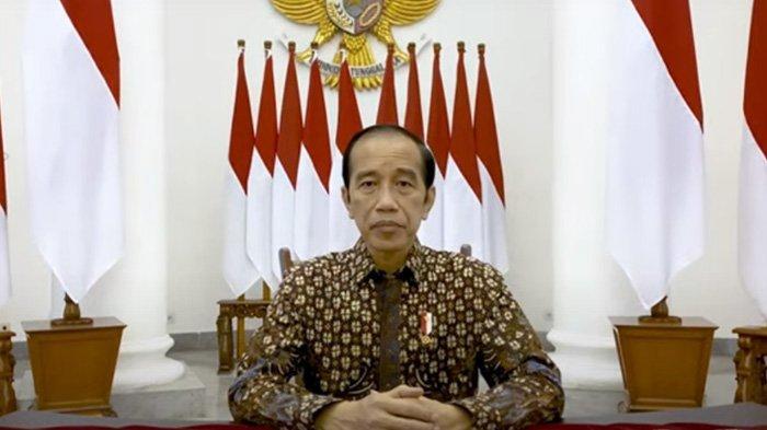 Resmi, PPKM Darurat Diperpanjang, Jokowi Izinkan Pedagang Kecil Berjualan hingga Malam Mulai 26 Juli