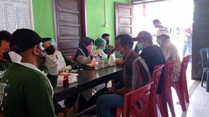 Covid-19 Varian Delta Terdeteksi di Tana Tidung, Wabup Hendrik Minta Warga Tak Abaikan Prokes