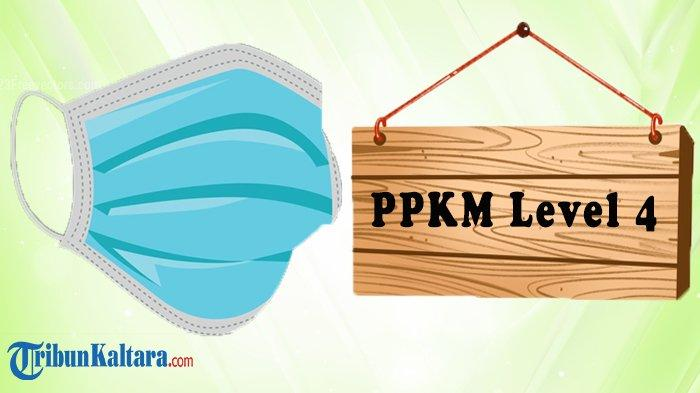 Hari Ini PPKM Level 2-4 Berakhir, Apakah Diperpanjang lagi? Berikut Bocoran Status Level di Kaltim