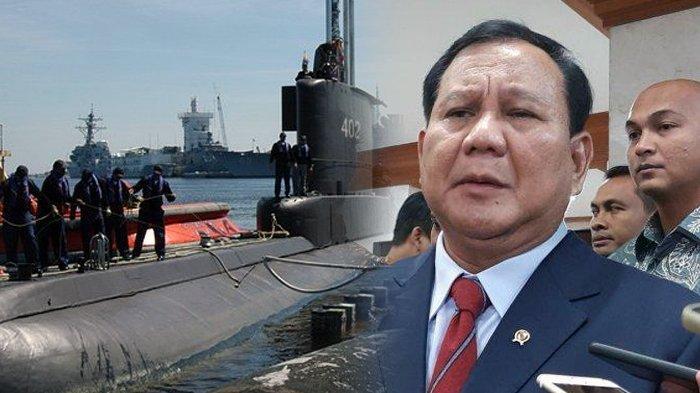Prabowo Turun Tangan, Buntut Kapal Selam TNI KRI Nanggala Hilang Kontak, Sebut Kebutuhan Mendesak