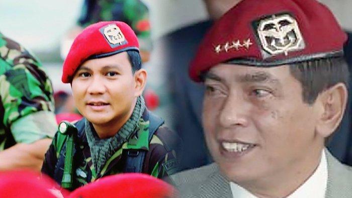 Kesaksian Prabowo Subianto Kenang Ketangguhan Jenderal Kopassus hingga Sajadah Wismoyo Arismunandar