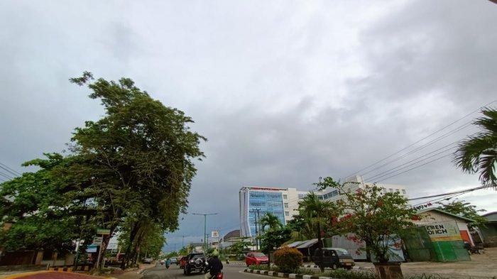 Prakiraan Cuaca Senin 10 Mei 2021, BMKG: Diprediksi Kota Tarakan Diguyur Hujan pada Malam Hari