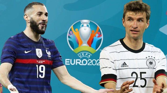 Prediksi Susunan Pemain Prancis vs Jerman, Les Blues Tanpa Benzema, Tayang di RCTI Pukul 02.00 Wib