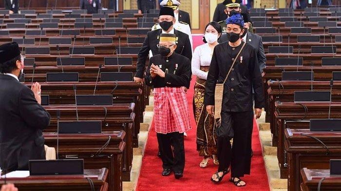 Presiden Dapat Nyinyiran usai Kenakan Pakaian Adat Baduy, Akun Twitter Penghina Jokowi Lenyap