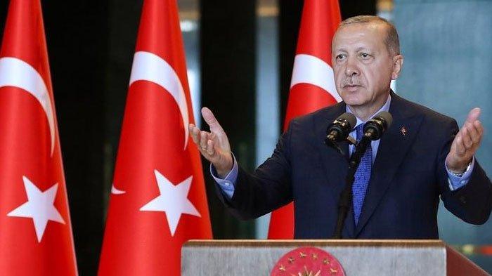 Presiden Turki, Recep Tayyip Erdogan. (AFP)