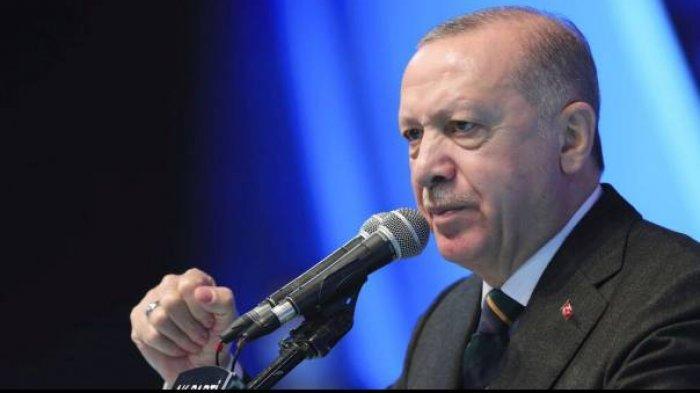 Erdogan Tegas Tolak Pengungsi Afghanistan Masuk Turki, Nyatakan Siap Bertemu dengan Pemimpin Taliban