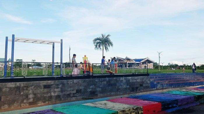 Jelang Ramadan 2021, Polisi Anak Buah Listyo Sigit di Malinau Rutin Lakukan Operasi Pengamanan