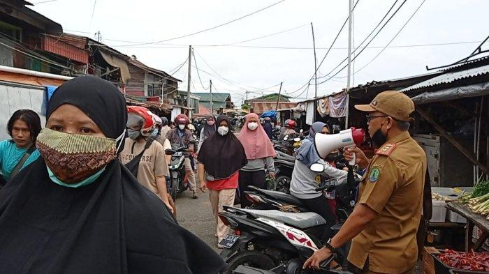 Imbas Kapal Barang Tak Masuk Nunukan, Harga Bawang Merah di Pasar Inhutani Naik Jadi Rp35 Ribu